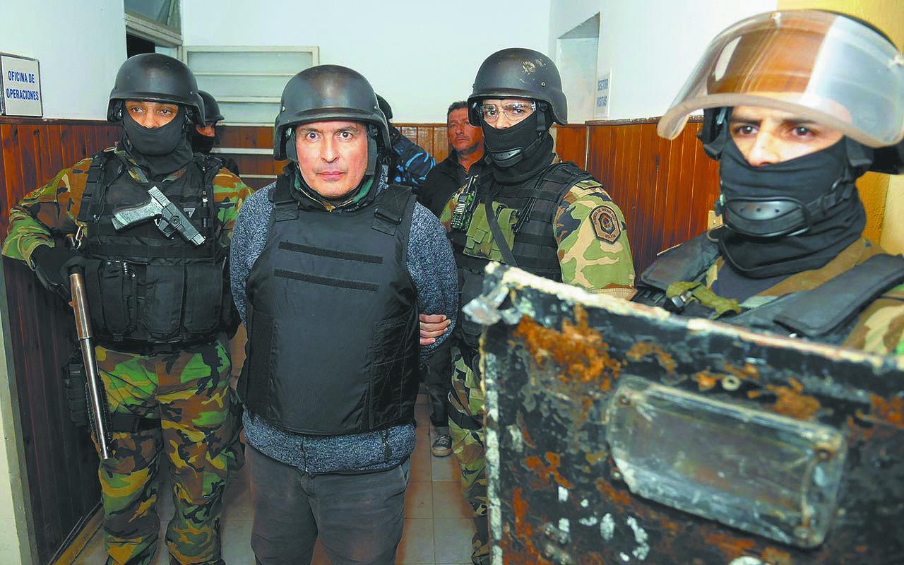 argentino detenido